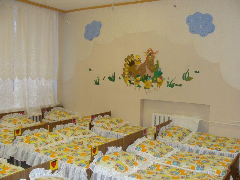 Оформление спальни детского сада своими руками фото